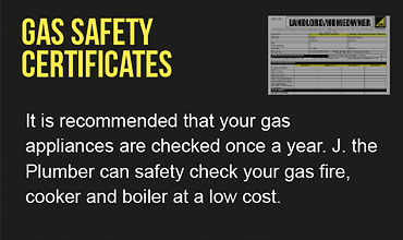Gas Safety Certificates for the Tameside and Glossop area