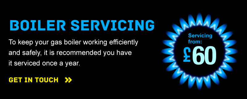 Boiler Servicing - From £60
